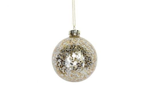 Mixed Stars Bauble