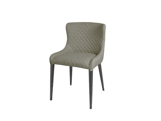 Harlequin Chair, Grey
