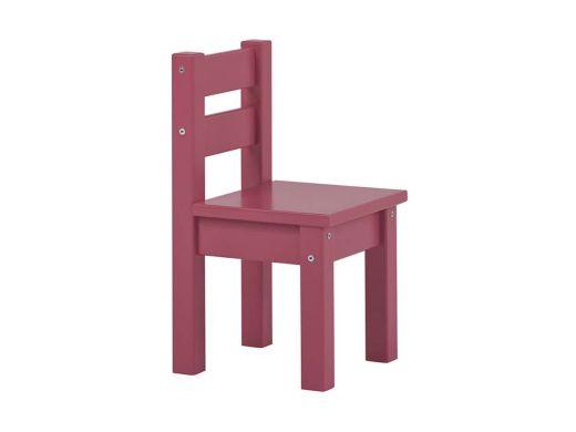 MADS Children Chair,Dark Pink