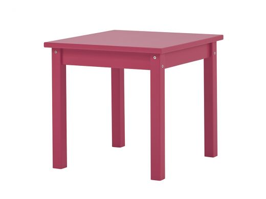 MADS Children Table,Dark Pink