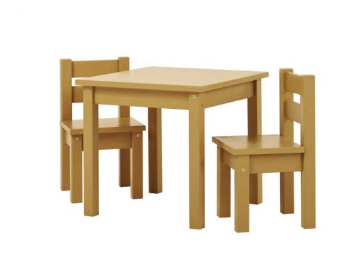 MADS Children Table,Yellow
