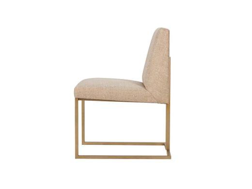 Ashton Side Chair Marley Hemp