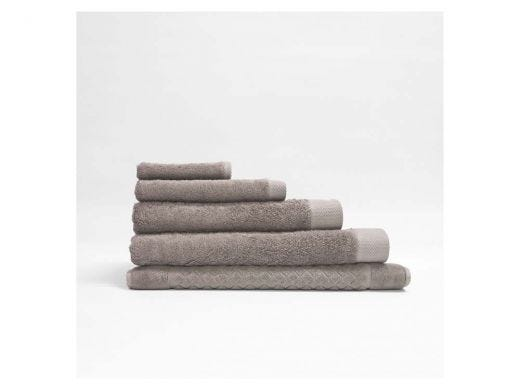 Bamboo Towel With Classic Border