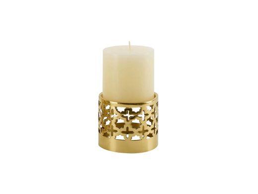 Lattice Candle Holder - Small