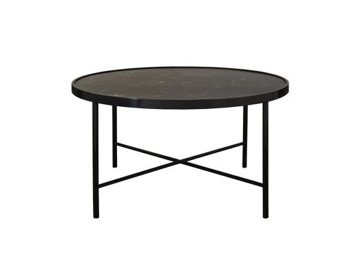 Nester Coffee Table, Marble Top