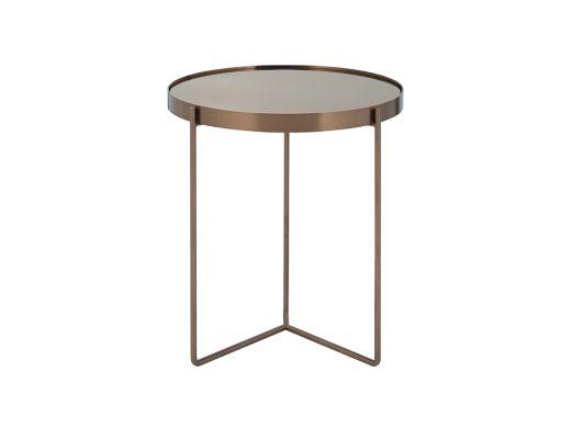 Felix Mirror Side Table