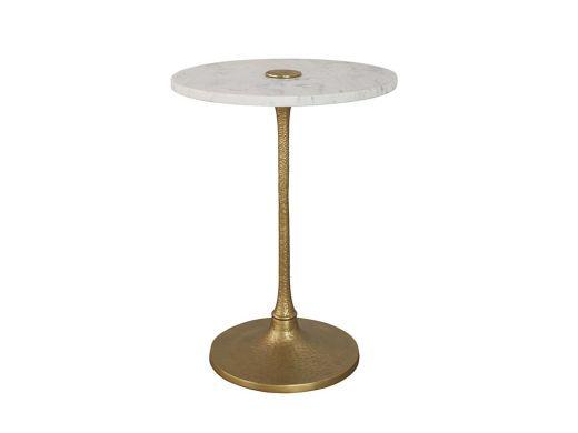 Iris Marble Side Table