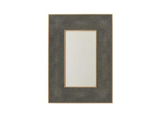 Shagreen Wall Mirror Small