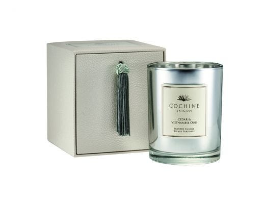 Vietnamese Oud Candle