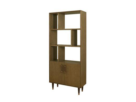 Memphis Light Bookcase