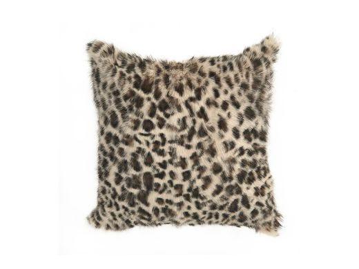 Leopard Fur Cushion Cover