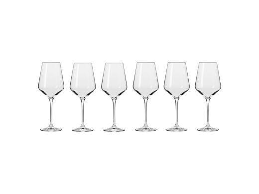 White Wine Glass Set of 6