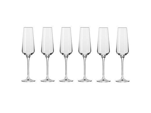 Champagne Flute Set of 6