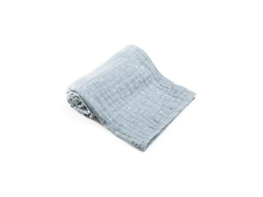 Stokke Blanket Blue Sea Ocs