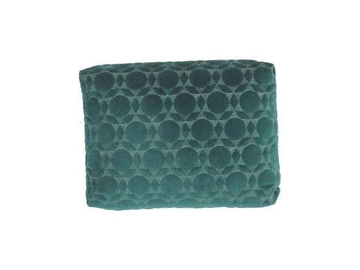 Emerald Velvet Box Cushion