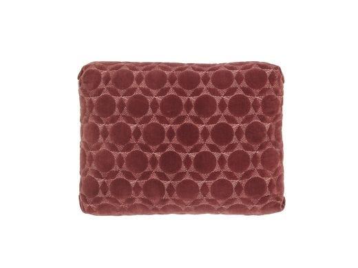 Ruby Velvet Box Cushion