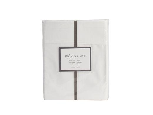 Sateen Flat Sheet - Single