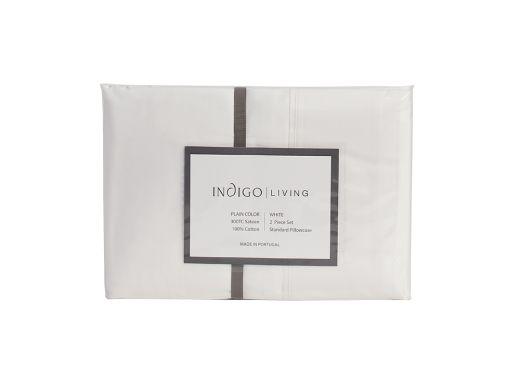 Sateen Pillowcase Set of 2
