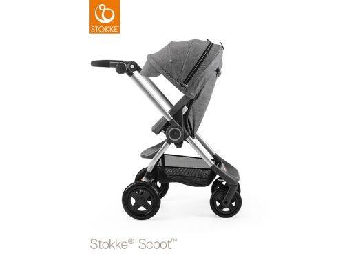 Stokke Scoot Canopy, Black Melange