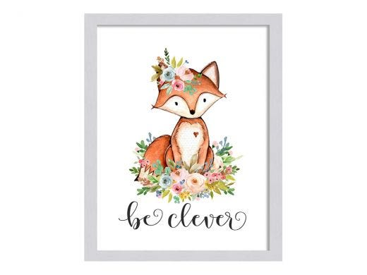 Foxy - Be Clever Artwork