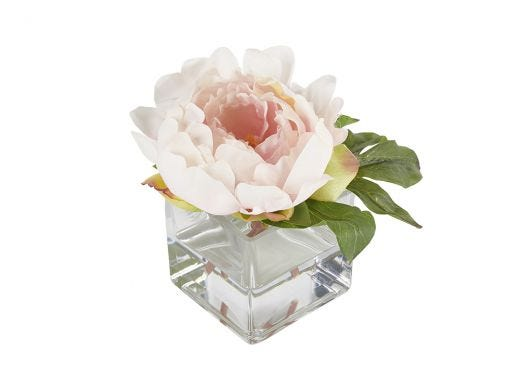Tabletop Peony In Pink