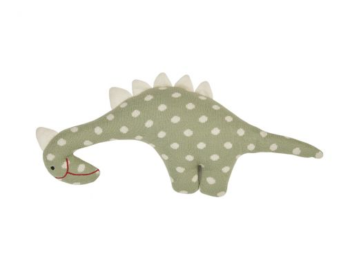 Dino Dot Green