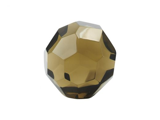 Faceted Crystal Paper Weight S