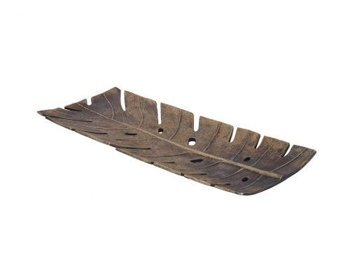 Monestera Leaf Platter, Large