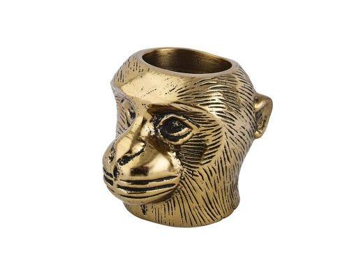 Monkey Head Votive