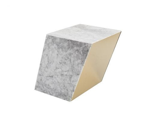 Malone Marble Coffee Table, Small