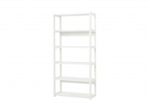 Storey Section With 6 Shelfs