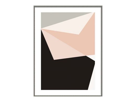 Sharp Graphic Pink