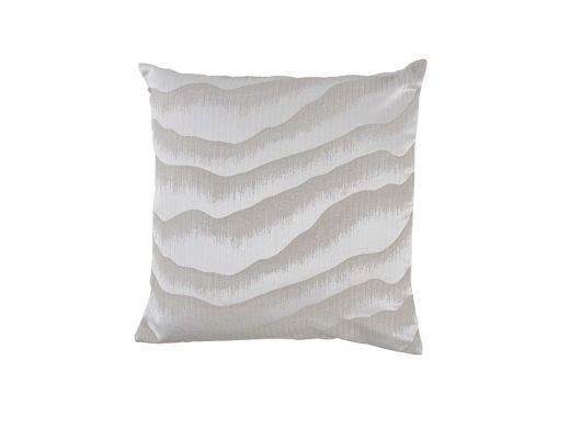 Nimbus cushion Cover Silver