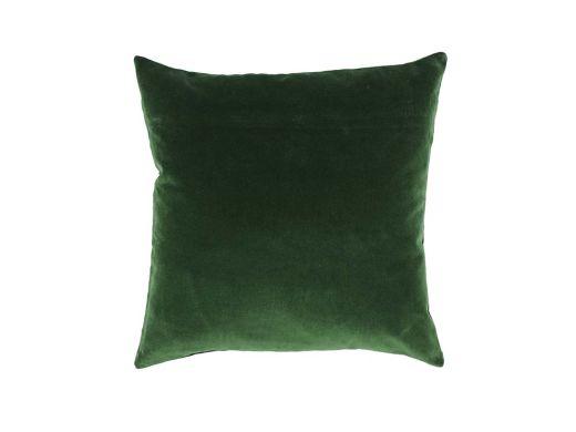 Emerald Velvet Cushion Cover