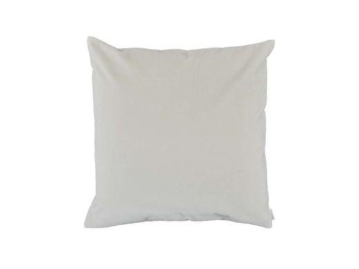 Cream Velvet Cushion Cover