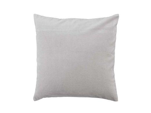 Grey Pearl Velvet CushionCover