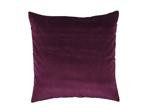 Berry Velvet Cushion Cover, 50x50cm