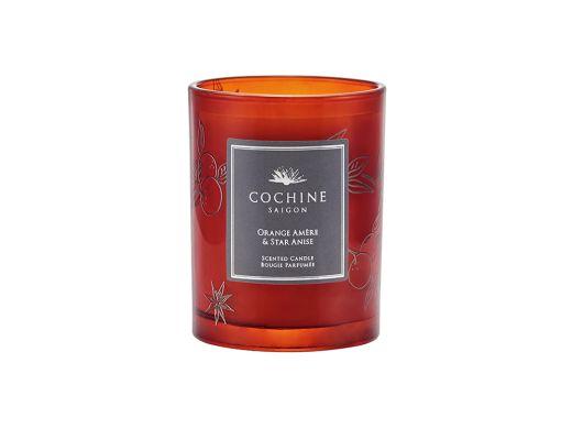 Orange Amere & Star Anise Candle