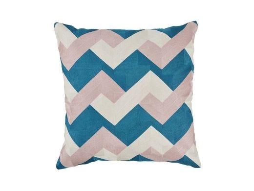 Bizzado Pink Cushion Cover