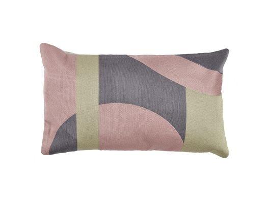 Arya Cushion Cover - Pink