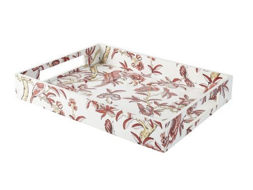 Autumn Lacquered Tray