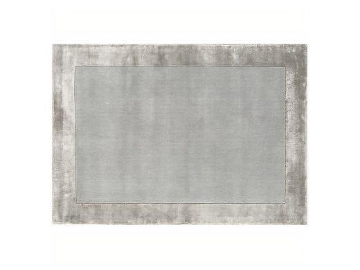 Saxon Rug 2x3, Silver