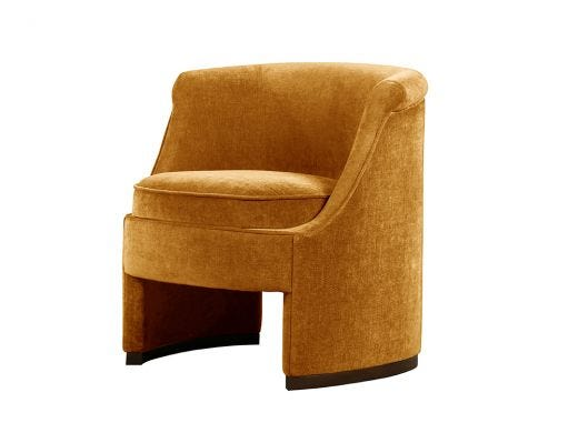 Roxy Chair,Ginger