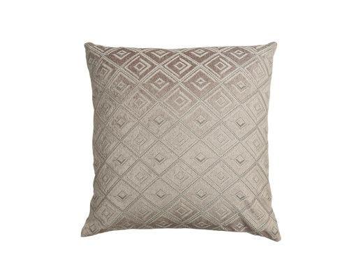 Diamante Cushion Cover, Grey 50x50cm