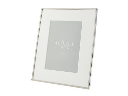 Elegant Frame, Silver 5x7