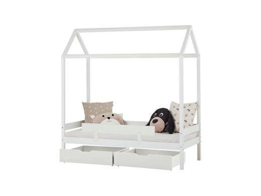 IDA MARIE House bed 70X160 White
