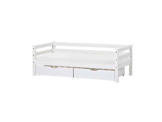 BASIC Junior Bed 70x160 White