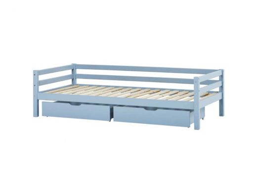 BASIC Junior Bed 90x200 Blue