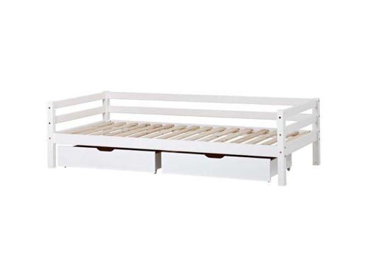 BASIC Junior Bed 90x200 White