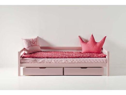 Drawer Set for Bed 90x200, Rose